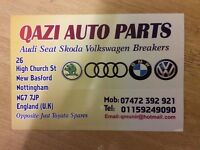 Qazi Auto Parts German Car Breaker