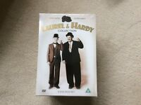 Laurel and Hardy DVD box set new