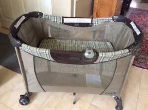 Playpen with Bassinet.