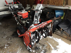 P3 Power Snowblower (Damaged) Bought New Had for 4 Years