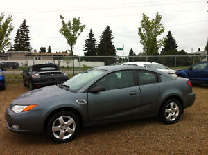 2007 SATURN ION COUPE....VERY CLEAN.....INSPECTED!!
