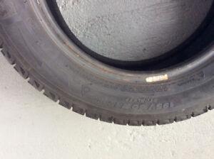 Set Of 4 Michelin X-Ice Snow Tires