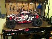 Losi DBXL 5th scale rc with OBR 7.5hp pro mod