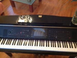 Piano électrique ,Yamaha,clavinova,cvp-309 PE