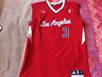 NBA LOS ANGELES BASKET BALL TOP