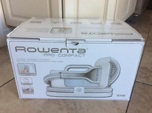 Rowena pro Compact Garment Steamer
