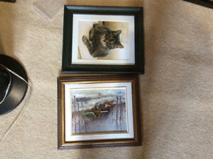 Paintings and Frame for Sale