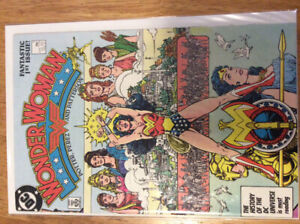 Wonder Woman. Issues 1-11. Published 1987