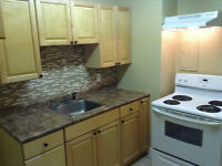 2 BEDROOM with heat and hotwater included  695.00
