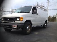 2005 FORD E 250 CARGO VAN PRICED TO SELL