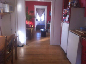 Appartement Grand 3 1/2