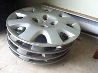 1999 Honda Civic wheel covers