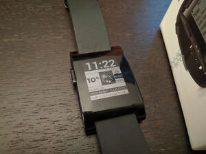 Pebble smartwatch Gen 1, with a small problem Kitchener / Waterloo Kitchener Area image 2