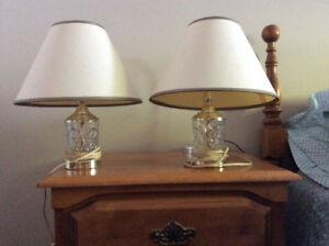 Lamps (bedroom)