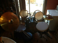 Drum set  for sale with seat