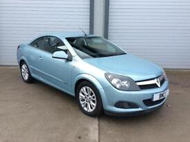 2010 Vauxhall Astra 1.9 CDTi Sport Twin Top 2dr