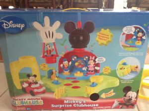 Mickey's Surprise Clubhouse and more!!