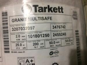 Tarkett Granit Multisafe Commercial Lino for sale
