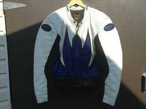 Leather Jacket for Motorcycle