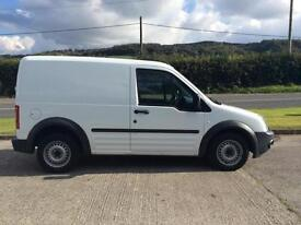 2013 13 FORD TRANSIT CONNECT 1.8 TDCI T200 SWB NO VAT
