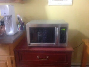 Kenmore microwave/convection oven for sale