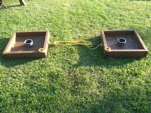 Washer Toss boards