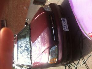 2001 Subaru Legacy Limited AWD Wagon