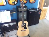Guitare GUILD D-150 nat