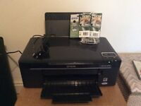 Epsom Stylus SX130 - Printer, Scanner & Copier