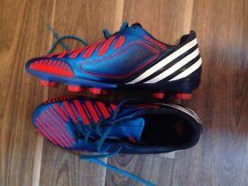 Adidas Absolado Predator Football Boots - Size 9