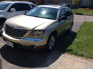 2006 Chrysler Pacifica Limited All wheel drive  289 404-4960