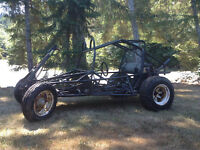 Dune Buggy Chassis - Classic VW Fitment