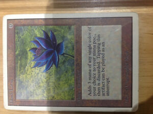 Unlimited Black Lotus - Magic the Gathering