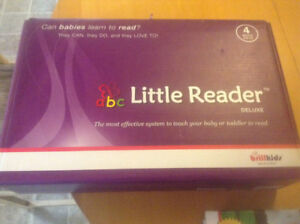 BrillKids Little Reader Deluxe Edition - Books, DVDs, Planners