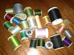 Collections of Vintage Thread for sale