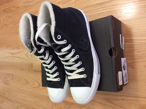 CONVERSE SHERPA LINED SHOES SOULIERS