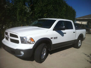 2013 Ram 1500 Outdoorsman Pickup Truck