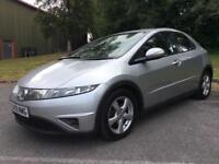 Honda Civic 2.2i-CTDi ( 17in Alloys ) SE Cheap 5 Door Family Car