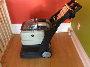 EDIC 401TR CARPET AND FLOOR CLEANER SELF CONTAINED