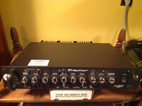 NEW PRICE:::::TRAYNOR DYNABASS 400 H Bass Amplifier