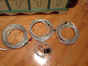 Synergy speaker wire with neturalizing system West Island Greater Montréal image 1