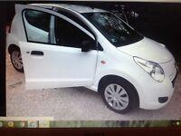 Suzuki Alto white 2013 FSH 8700 miles £3700