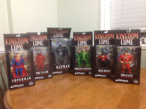 Kingdom come dc direct collector action figure