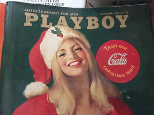Magazines play boy over 150 from 1960s 70s 80s