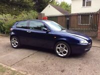 ALFA ROMEO 2004 MODEL 2.0 AUTOMATIC FULLY LOADED EVERY EXTRA 40,000 MILES FORD FIAT RENAULT HONDA