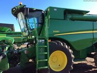2012 John Deere  S680  525 Sep Hrs....On Sale!