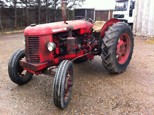 WANTED..Tractor for lawn ordainment