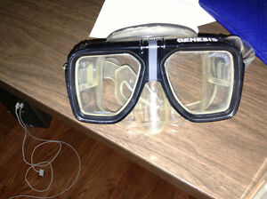 Quality diving masks for sale London Ontario image 2