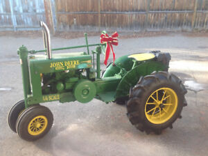 1938 1/4 SCALE REPLICA JOHN DEER MODEL G