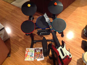 Rock Band wii
